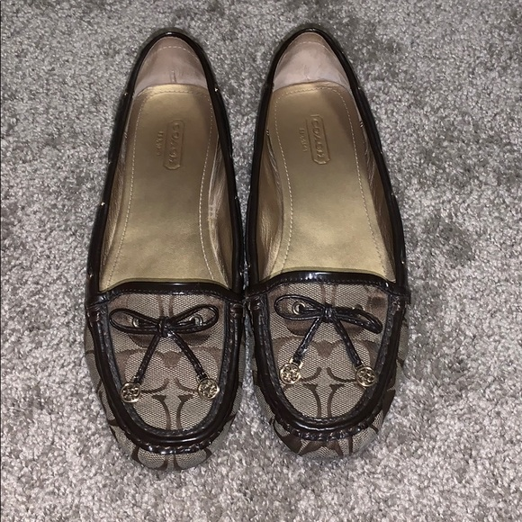 Coach Shoes - Coach Finna loafer 7.5